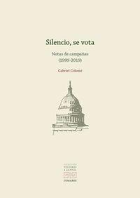SILENCIO, SE VOTA