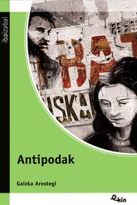 antipodak - Gaizka Arostegi