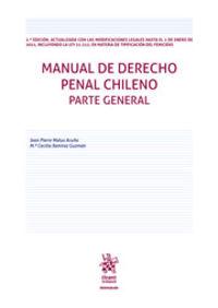 (2 ED) MANUAL DE DERECHO PENAL CHILENO - PARTE GENERAL