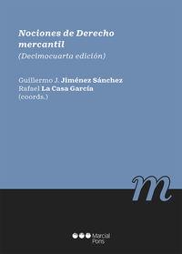 (14 ED) NOCIONES DE DERECHO MERCANTIL