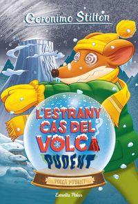 L'ESTRANY CAS DEL VOLCA PUDENT. RETAPAT (NOU CODI)