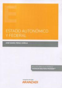 ESTADO AUTONOMICO Y FEDERAL (DUO)