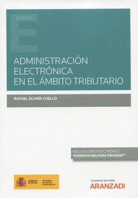 ADMINISTRACION ELECTRONICA EN EL AMBITO TRIBUTARIO (DUO)