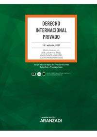 (18 ED) DERECHO INTERNACIONAL PRIVADO (DUO)