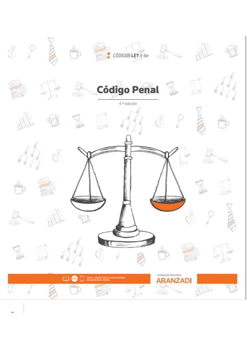 (4 ED) CODIGO PENAL (LEYITBE) (DUO)