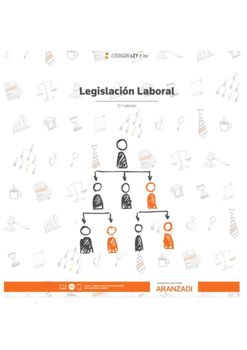 (5 ED) LEGISLACION LABORAL (LEYITBE) (DUO)