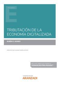 TRIBUTACION DE LA ECONOMIA DIGITALIZADA (DUO)
