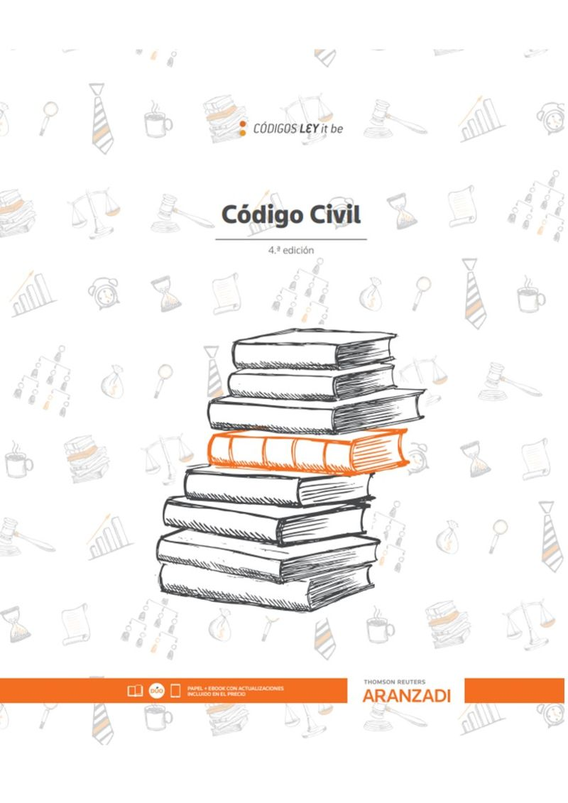 (4 ED) CODIGO CIVIL (LEYITBE) (DUO)