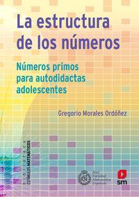 LA ESTRUCTURA DE LOS NUMEROS - NUMEROS PRIMOS PARA AUTODIDACTAS ADOLESCENTES