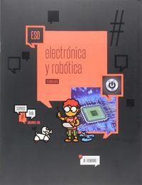 ESO - TECNOLOGIA - ELECTRICIDAD Y ROBOTICA - #SOMOSLINK