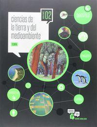 Bach 2 - Ciencias De La Tierra Y Medioambientales - #somoslink - Aa. Vv.