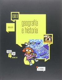 ESO 3 - GEOGRAFIA E HISTORIA (AND)