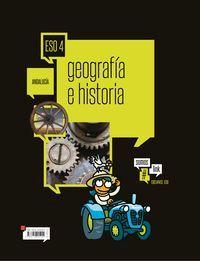ESO 4 - GEOGRAFIA E HISTORIA (AND) - #SOMOSLINK