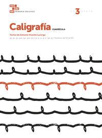 EP - CUAD CALIGRAFIA 3 (CUADRICULA)