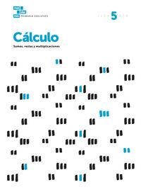 EP - CUADERNO CALCULO 5
