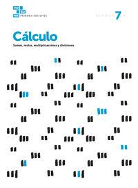 EP - CUADERNO CALCULO 7