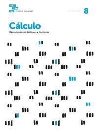 EP - CUADERNO CALCULO 8
