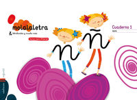 5 AÑOS - MOLALALETRA - NIVEL 3 - (PAUTA) - LETRILANDIA