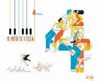 EP 4 - MUSICA (+CUAD. ) - SUPERPIXEPOLIS - SUEÑA MUSICA