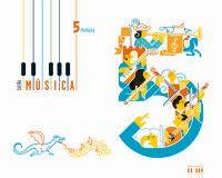 EP 5 - MUSICA (+CUAD. ) - SUPERPIXEPOLIS - SUEÑA MUSICA