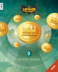 EP 3 - CIENCIAS SOCIALES (ARA) - LA LEYENDA DEL LEGADO