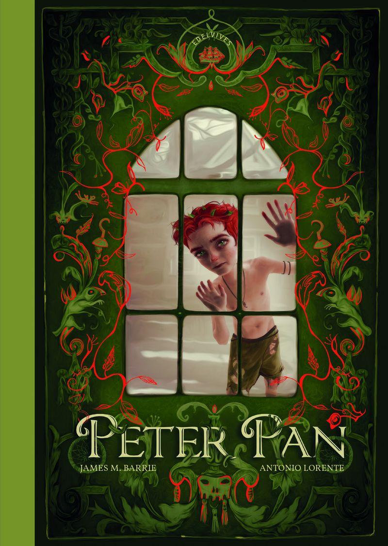 Peter Pan - James M. Barrie / Antonio Lorente (il. )