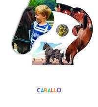 4 AÑOS - EL CABALLO - ¿LO VES?