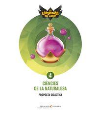 EP 4 - CIENCIES NATURALESA (C. VAL) - LLEGENDA DEL LLEGAT
