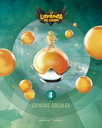 EP 4 - CIENCIAS SOCIALES - LA LEYENDA DEL LEGADO