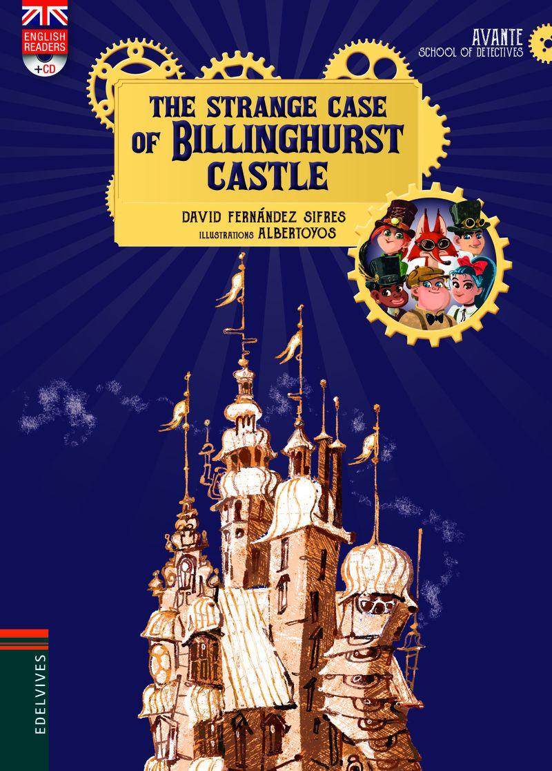 STRANGE CASE OF BILLINGHURST CASTLE, THE (+CD)