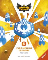 EP 5 - LENGUA CASTELLANA Y LITERATURA (AND) - LA LEYENDA DEL LEGADO