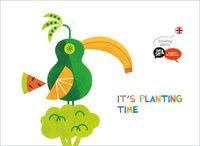 3 YEARS - GROWING PLANTS - LOOK & SEE