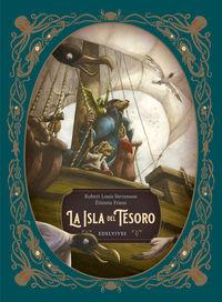 CLASICOS ILUSTRADOS - LA ISLA DEL TESORO