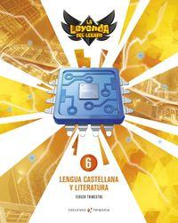 EP 6 - LENGUA (+LICENCIA DIGITAL) - LA LEYENDA DEL LEGADO