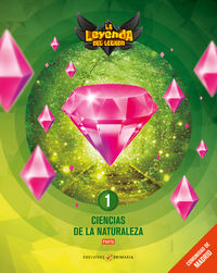 EP 1 - CIENCIAS NATURALEZA PAUTA (MAD) (+LICENCIA DIGITAL) - LA LEYENDA DEL LEGADO