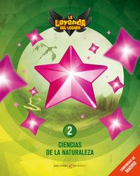 EP 2 - CIENCIAS NATURALEZA (MAD) (+LICENCIA DIGITAL) - LA LEYENDA DEL LEGADO