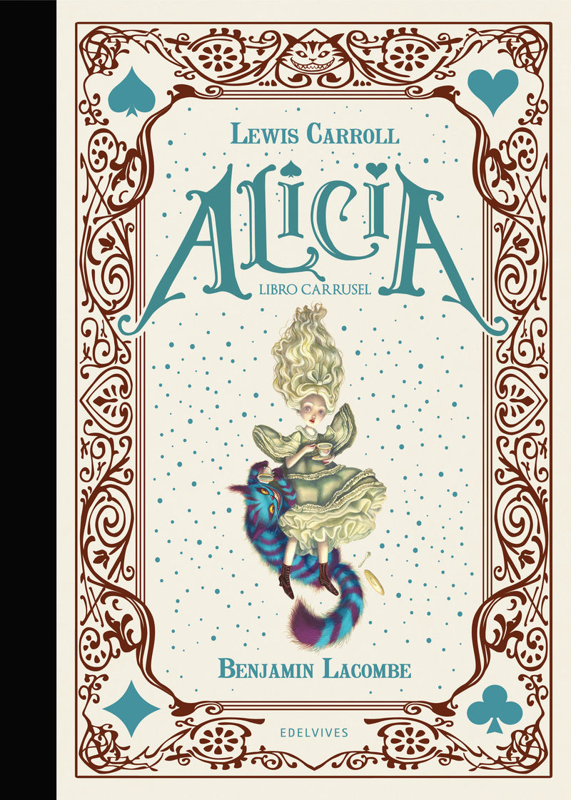 ALICIA - LIBRO CARRUSEL