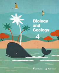ESO 4 - BIOLOGIA Y GEOLOGIA (INGLES) - BIOLOGY AND GEOLOGY (AND) - EXPLORE