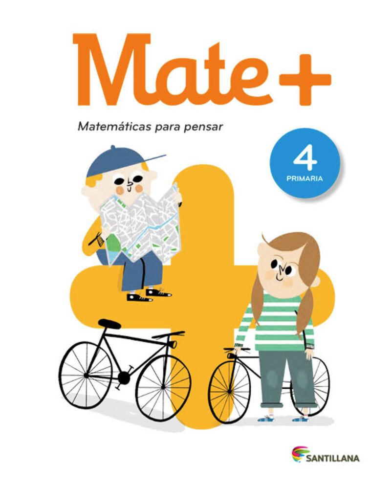EP 4 - MATEMATICAS - MATE+ - MATEMATICAS PARA PENSAR