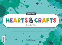 EP 1 - PLASTICA (INGLES) - HEARTS & CRAFTS - GREEN NTB I