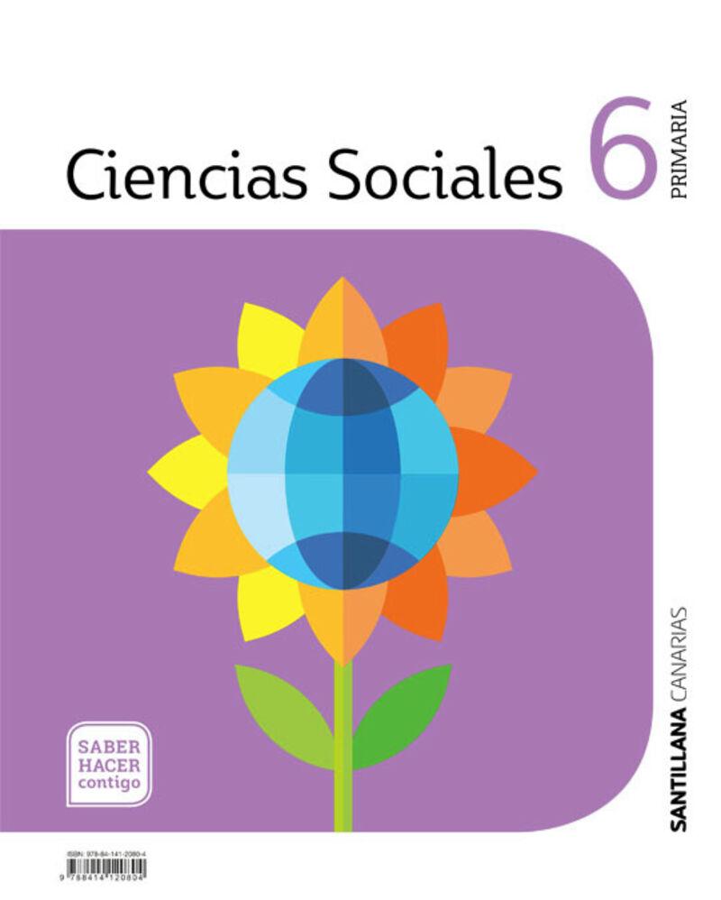 Ep 6 - Sociales (can) - Saber Hacer Contigo - Aa. Vv.