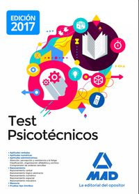 Test Psicotecnicos - Aa. Vv.