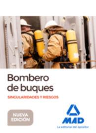 Bombero De Buques - Singularidades Y Riesgos - Victor Marty Clement