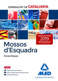 PROVES FISIQUES - MOSSOS D`ESQUADRA