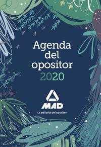 OPOAGENDA MAD 2020 - AGENDA DEL OPOSITOR