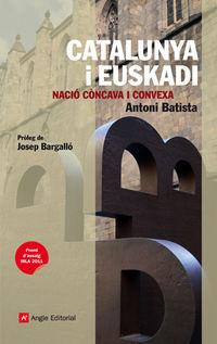 CATALUNYA I EUSKADI - NACIO CONCAVA NACIO CONVEXA