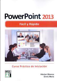 Powerpoint 2013 - Facil Y Rapido - Hector Blanco Perales