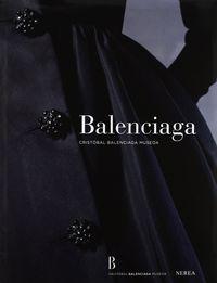 BALENCIAGA MUSEOAREN KATALOGOA