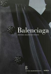 CATALOGO MUSEO BALENCIAGA (ING)