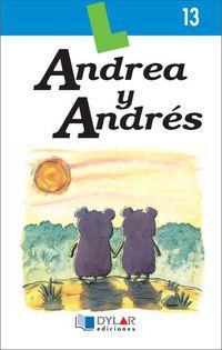 Andrea I Andres? - Concha Lopez Narvaez